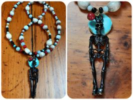 Jitano Muerto Necklace by IdolRebel