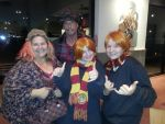 Weasley Family outing by Rudi69ification