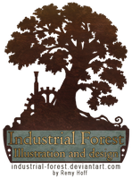 ID2 - IF Logo by Industrial-Forest