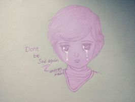 dont be sad again by ky00n