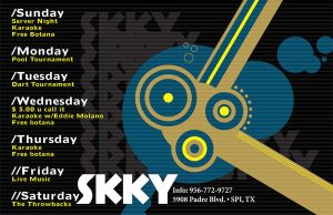 Skky flyer by kwant
