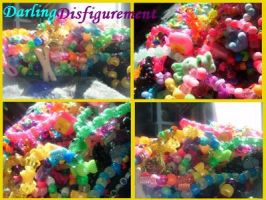 KANDI MOUNTAIN! by leggsXisXawsome