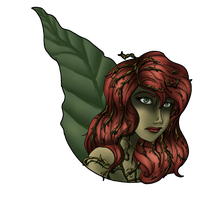 Poison Ivy by TheJenjineer
