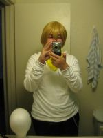 Kida Masaomi cosplay preview by InuKid