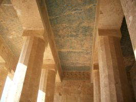 Temple of Hatshepsut II by SirLordAshram