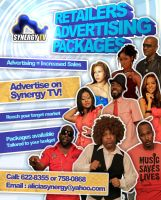 STV Advertising Packages by BreadX