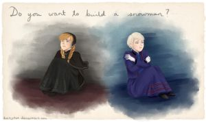 Do you want to build a snowman by Daisy069
