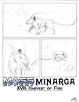 Minarga XVII-p01 first draft by AmethystSadachbia