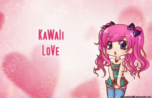 Kawaii Love by sweetpink88