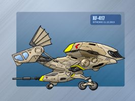 XF-417 by TheXHS