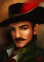 Spanish Swashbuckler by yanzi-5