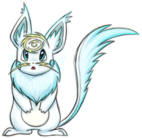 Fakemon by Cloudy-Dreamscape