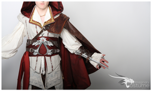 Ezio Auditore - Assassins Creed II by ImaginaryCostume