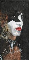 Paul Stanley aka Stanley Eisen by Facius