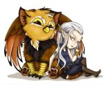 Prize : Dagor et Djebedia chibi by M0onQueen