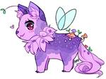 Custom: Forest fairy cat by Amphany