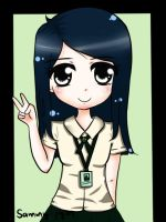 My WU-P Uniform~ by sammy-pyon
