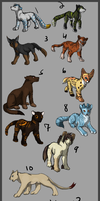 Requests- CUBS-1 by MapleSpyder