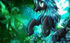 Chrysalis Wallpaper by PegaSisters82