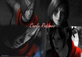 Carla Radames by WordierBravo7
