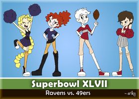 Superbowl XLVII by bloom27472