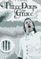 Adam - Three Days Grace by The12RZ