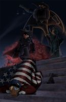 The Price of Justice is Freedom by Xanadu7