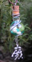 Magic Vial - Gemini Zodiac by Izile