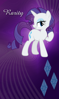 Rarity Win7 Phone Background by TecknoJock