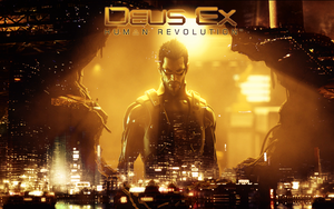 Deus Ex Human Revolution by CrossDominatriX5
