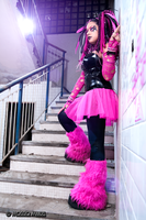 A YET-UNSEEN WORLD | CYBER GOTH by PrincessMiele