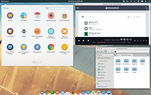 Elementary OS - ScreenShot by ospinakamilo