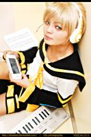 Vocaloid : PSP Break by z3LLLL