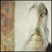 iPhoneography, Anger the Poet by Gerald-Bostock