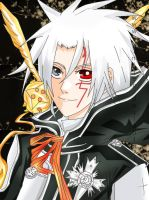 Request: Allen for Lord-Manno by kimlien