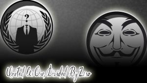 Anonymous Wallpaper by PlanetaryPenguin