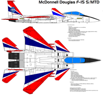 McDonnell Douglas F-15 S-MTD by bagera3005