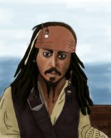 Captain Jack Sparrow 2.0 WIP by GamerZzon