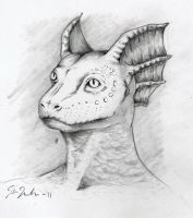 Argonian by Godisinvincible