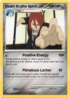 Death Scythe Spirit, Pokemon card by anime-artist-love