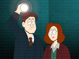 X-Files by NeroAngelus