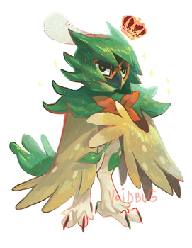 Decidueye by vapidity