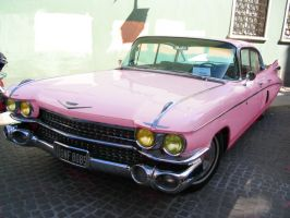 An Old Cadillac by MarcoPensiero