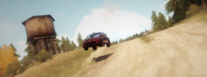 Forza Horizon Rally DLC (section 1) by stuckart