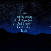 I wish by Words-from-my-Soul