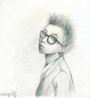 G-Dragon Drawing by Good-Anime