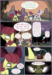 Moody Mark Crusaders 5: Evening Apples by Slitherpon