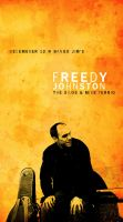 Freedy Johnston poster by goodmorningvoice