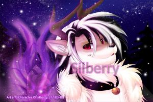 Fire Of The Night by Silberry