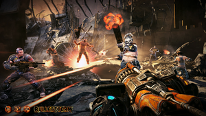 BULLETSTORM Wallpaper 2 by Akio-CK